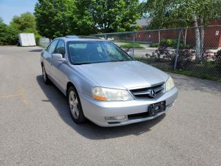 Used 2002 Acura TL TYPE-S w/LEATHER&SUNROOF/ICE.COLD.AC/FULLY.LOADED! for sale in North York, ON