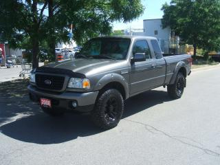 Used 2008 Ford Ranger SPORT     4X4      5 SPEED MANUAL for sale in York, ON
