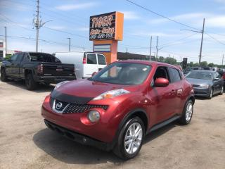 Used 2011 Nissan Juke SL AWD**GPS**ONLY 132KMS*LEATHER*SUNROOF*AUTO* for sale in London, ON