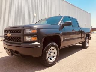 Used 2015 Chevrolet Silverado 1500 Quad Cab ( Tough Wheels ) for sale in Mississauga, ON