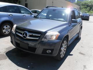 Used 2010 Mercedes-Benz GLK-Class GLK 350 for sale in Scarborough, ON