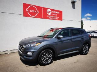 Used 2019 Hyundai Tucson Luxury / AWD / Used Hyundai Dealership / Leather / No Accidents for sale in Edmonton, AB