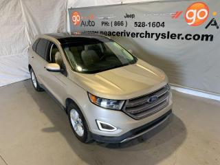 Used 2017 Ford Edge SEL for sale in Peace River, AB