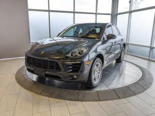 Used 2017 Porsche Macan S | CPO | Ext. Warranty | No Accidents for sale in Edmonton, AB