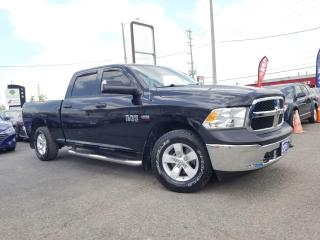 Used 2018 RAM 1500 No Accidents|ST 4X4 CrewCab 6'4Box|HEMI |Certified for sale in Brampton, ON