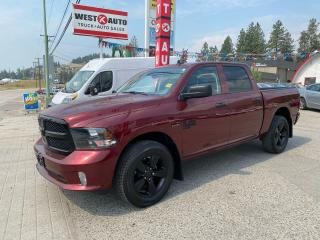 Used 2019 RAM 1500 Classic Tradesman for sale in West Kelowna, BC