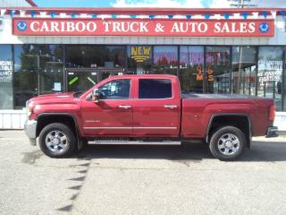 Used 2019 GMC Sierra for sale in Quesnal, BC