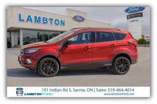 Used 2019 Ford Escape SE for sale in Sarnia, ON