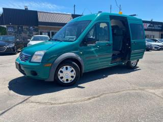 Used 2012 Ford Transit Connect 5 PASSENGER/CARGO LOW KM SAFETY NEW TIRES for sale in Oakville, ON