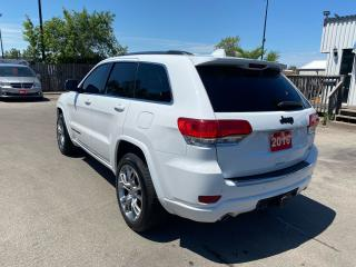 Used 2016 Jeep Grand Cherokee Overland for sale in Stoney Creek, ON