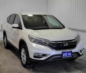 Used 2016 Honda CR-V SE w/HEATED SEATS, BACKUP CAMERA, DUAL DVD for sale in Huntsville, ON