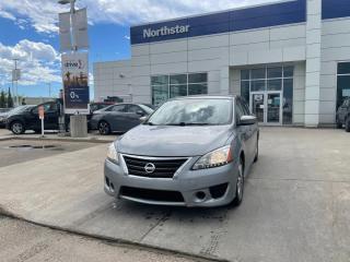 Used 2014 Nissan Sentra SR AUTO/AC/HEATEDSEATS/PUSHBUTTON/BLUETOOTH for sale in Edmonton, AB