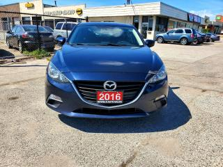 Used 2016 Mazda MAZDA3 GS for sale in Vaughan, ON