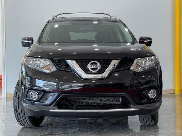 2014 Nissan Rogue SV Family Tech