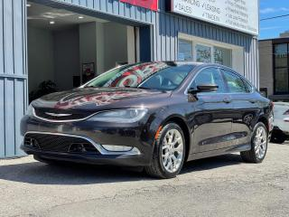 Used 2015 Chrysler 200 C for sale in Richmond Hill, ON