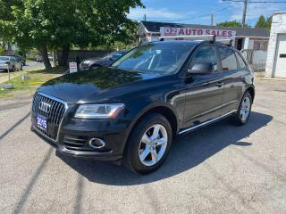 Used 2015 Audi Q5 Automatic/2.0T Komfort/Quattro/BT/Comes Certified for sale in Scarborough, ON