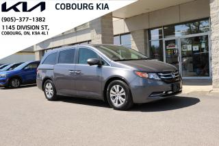 Used 2016 Honda Odyssey EX HEATED SEATS | REVERSE CAMERA | BLUETOOTH for sale in Cobourg, ON