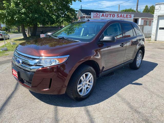 2012 Ford Edge SE/Automatic/Bluetooth/Low KM/Comes Certified