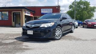 Used 2014 Toyota Camry LE for sale in Windsor, ON