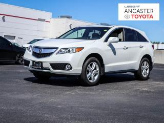 Used 2015 Acura RDX TECH PKG | LEATHER | NAV for sale in Ancaster, ON