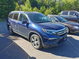 Used 2018 Honda Pilot EX 1 OWNER - NO ACCIDENTS | SUNROOF | 8-SEATER | COLLISION MITIGATION for sale in Huntsville, ON