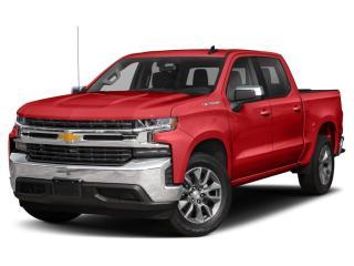 New 2021 Chevrolet Silverado 1500 Custom Trail Boss for sale in London, ON