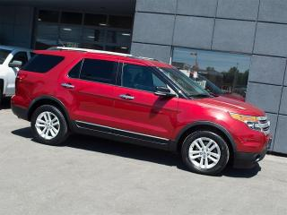 Used 2012 Ford Explorer NAVI|REARCAM|PANOROOF|7 SEATS|LEATHER for sale in Toronto, ON