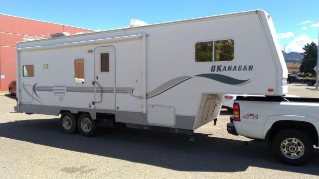 2003 Other TRAILER Okanagan M-28-5Z, 30ft 5th Wheel, 1 Slide