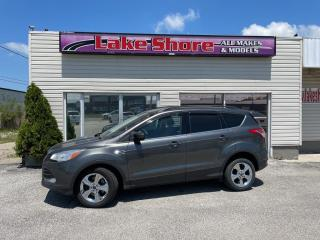 Used 2015 Ford Escape SE for sale in Tilbury, ON