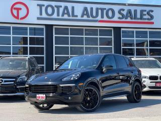 Used 2016 Porsche Cayenne PREMIUM PLUS | 21 IN RIMS | PANO | NAVI for sale in North York, ON