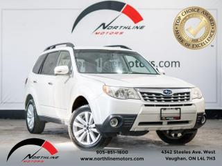 Used 2012 Subaru Forester X Limited/Navigation/Pano Roof for sale in Vaughan, ON