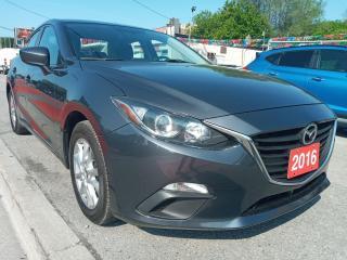 Used 2016 Mazda MAZDA3 for sale in Scarborough, ON