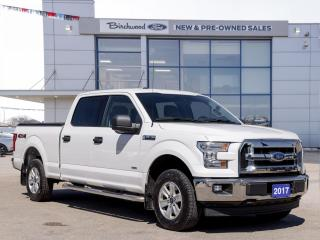 Used 2017 Ford F-150 XLT 3.5L | PWR SEAT | TRLR TOW PKG | CLEAN CARFAX for sale in Winnipeg, MB