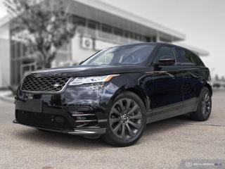 Used 2018 Land Rover Range Rover Velar SE R-Dynamic P380! Accident Free! for sale in Winnipeg, MB