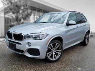Used 2014 BMW X5 xDrive35i M Sport! Local! Accident Free! for sale in Winnipeg, MB