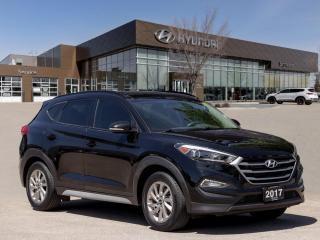 Used 2017 Hyundai Tucson SE   Certified   0.99% Available   for sale in Winnipeg, MB