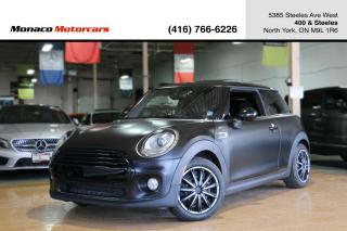 Used 2015 MINI Cooper - SUNROOF|LEATHER|PUSH START|HEATED SEATS for sale in North York, ON