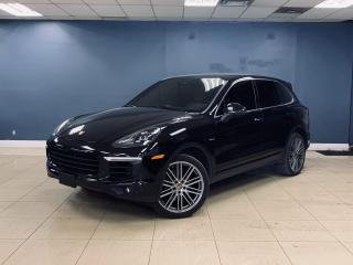Used 2016 Porsche Cayenne AWD|Diesel|No Accident|2 Sets Rims Tires| 21 Inch for sale in North York, ON