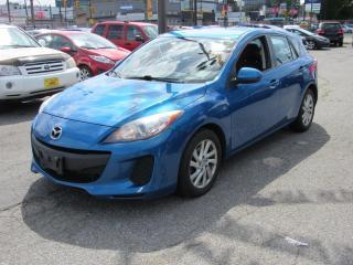 Used 2012 Mazda MAZDA3 GX for sale in Vancouver, BC