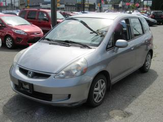Used 2008 Honda Fit DX for sale in Vancouver, BC