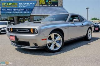 Used 2016 Dodge Challenger R/T for sale in Guelph, ON
