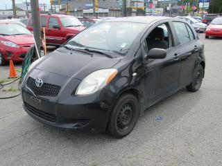 Used 2007 Toyota Yaris LE for sale in Vancouver, BC