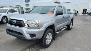 Used 2014 Toyota Tacoma Access Cab - 4WD, AIR CONDITIONING, TONNEAU for sale in Kingston, ON