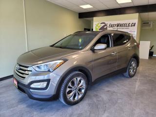 Used 2015 Hyundai Santa Fe Sport SE for sale in New Liskeard, ON