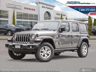 New 2021 Jeep Wrangler Unlimited Islander for sale in Surrey, BC