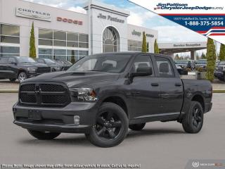 New 2021 RAM 1500 Classic NIGHT EDITION for sale in Surrey, BC
