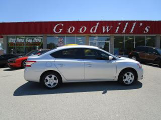 Used 2015 Nissan Sentra CLEAN CARFAX! for sale in Aylmer, ON
