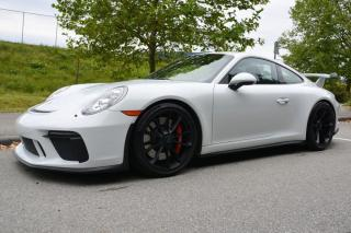 Used 2018 Porsche 911 GT3 Coupe for sale in Vancouver, BC