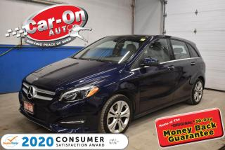 Used 2018 Mercedes-Benz B-Class B250 Sports Tourer 4MATIC AVANTGARDE   PANO ROOF   for sale in Ottawa, ON