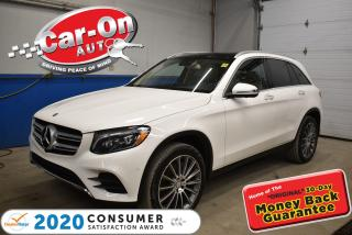 Used 2017 Mercedes-Benz GLC 300 4MATIC   20 AMG PKG   PANO ROOF   NAV for sale in Ottawa, ON